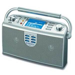 Photo of Roberts RD41 Radio