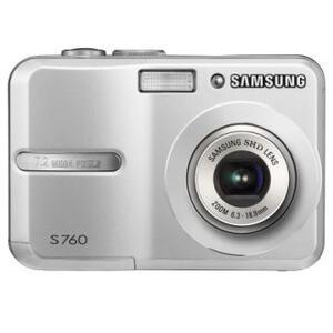 Photo of Samsung Digimax S760 Digital Camera