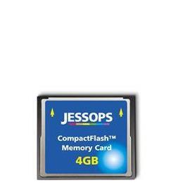 Jessops Jecam CF4GB XX Reviews