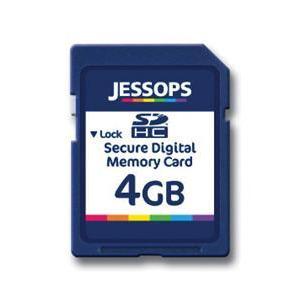 Photo of 4GB SDHC Memory Card Memory Card