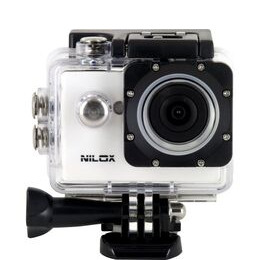 NILOX  Mini UP Action Camcorder - White Reviews
