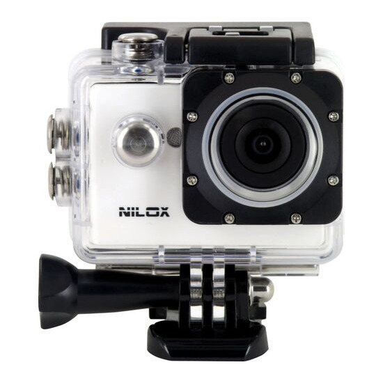 NILOX  Mini UP Action Camcorder - White