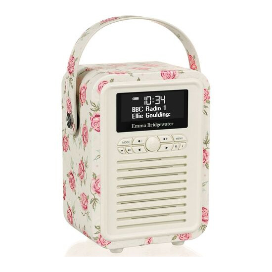 VQ Retro Mini Digital Radio