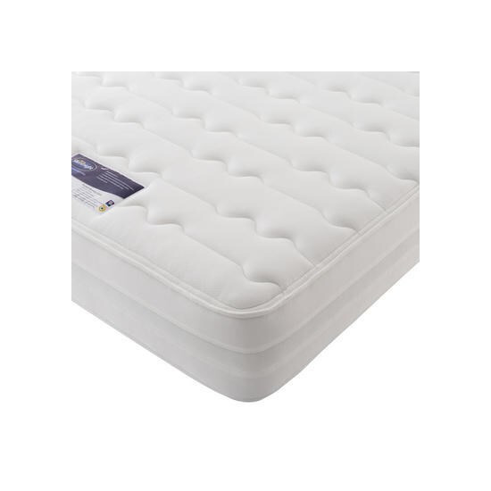 Silentnight Elinor Double 2000 Pocket Memory MicroQuilted Mattress
