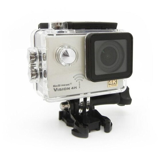 GoXtreme Pioneer Vision 4K Ultra HD Wireless Action Cam