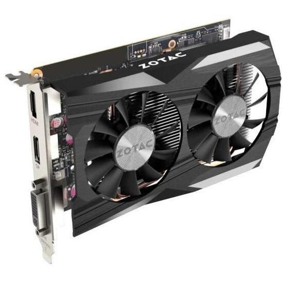 Zotac GeForce GTX 1050 Ti 4GB OC Edition