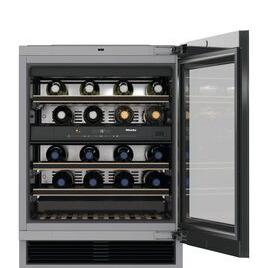 Miele KWT6322 UG Smart Wine Cooler - Black