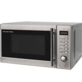 Russell Hobbs RHM2094SS Solo Microwave - Stainless Steel Reviews