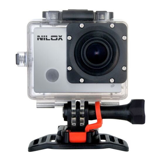 NILOX F60 Reloaded Action Camcorder - Silver
