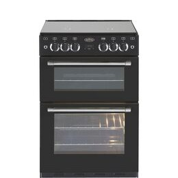 BELLING  Classic 60 cm Gas Cooker - Black Reviews