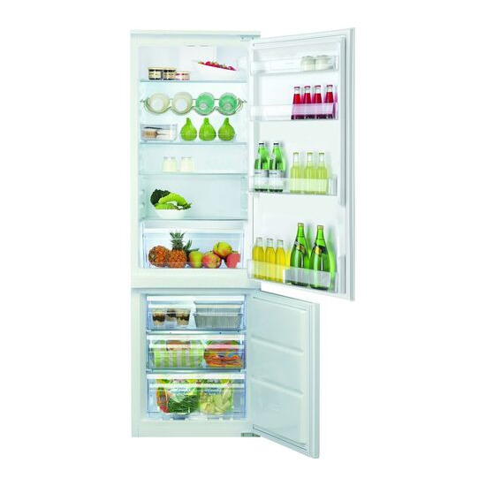 HOTPOINT  HMCB 7030 AA D F Integrated Fridge Freezer