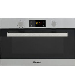 HOTPOINT  MD 344 IX H Built-in Combination Microwave - Stainless Steel Reviews