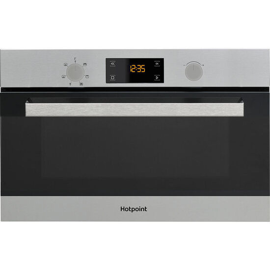 HOTPOINT  MD 344 IX H Built-in Combination Microwave - Stainless Steel