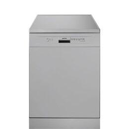SMEG DF612SVE Full-size Dishwasher - Silver Reviews