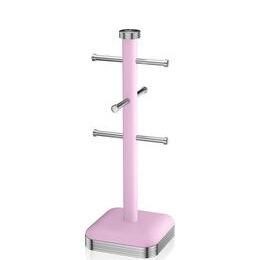SWAN  Retro Mug Tree - Pink Reviews