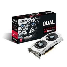 Asus AMD DUAL-RX480-O8G Graphics Card Reviews