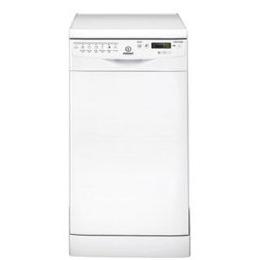 Indesit DSR57B1 slimline Freestanding Dishwasher in White Reviews