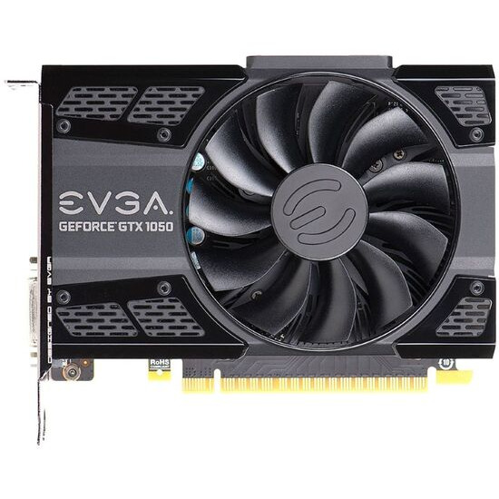 EVGA  GeForce GTX 1050 Ti SC Graphics Card