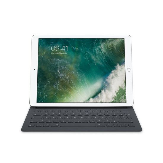APPLE  Smart Keyboard 12.9 iPad Pro Case - Black, UK Layout