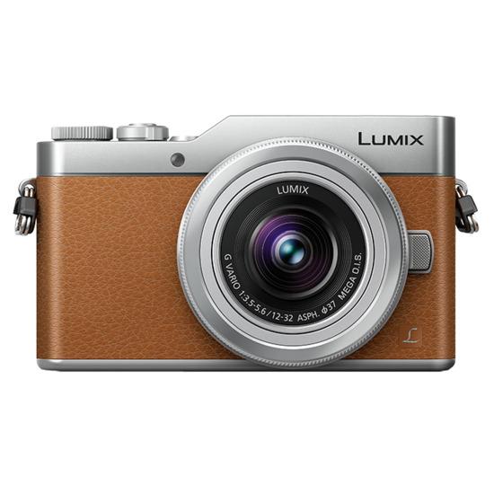 Panasonic Lumix DMC-GX800 Digital Camera - Tan