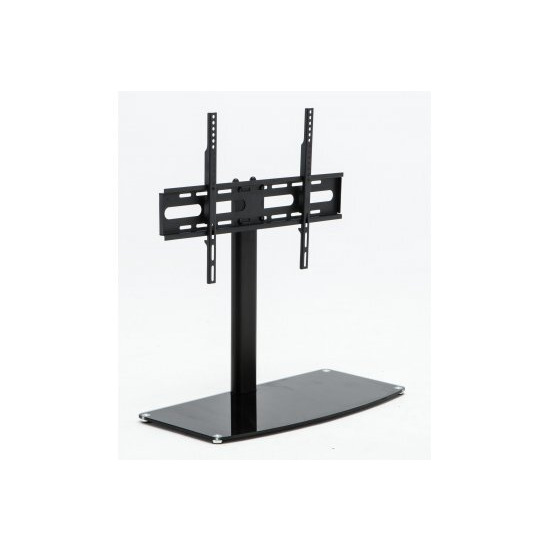 Stealth Mounts SM-17 Black TV Table Top Stand for up to 65  TVs