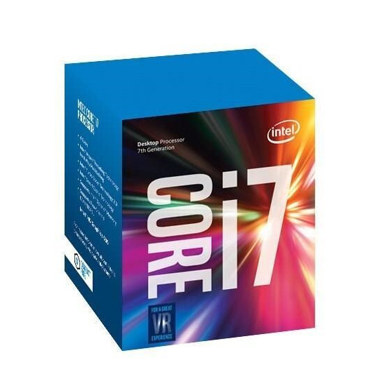 Intel Core i7 7700 3.60GHz Socket 1151 CPU Processor