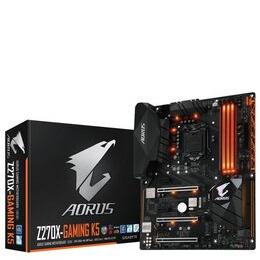 Gigabyte AORUS GA-Z270X-Gaming K5 LGA 1151 ATX Motherboard Reviews
