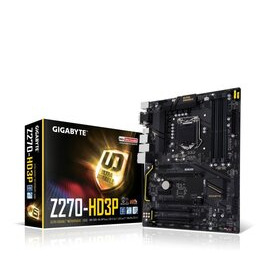 Gigabyte Intel GA-Z270-HD3P LGA 1151 ATX Motherboard Reviews