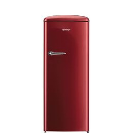GORENJE ORB153R Tall Fridge - Burgundy Reviews