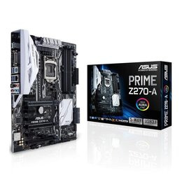 Asus Intel PRIME Z270-A LGA 1151 ATX Motherboard Reviews