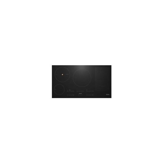 Miele KM6879 92.8cm Wide Five Zone Induction Hob With 2 PowerFlex Zones
