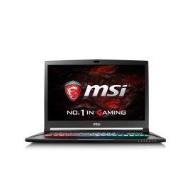 MSI Stealth Pro 4K GS73VR 7RF Core i7-7700HQ 16GB 2TB 256GB SSD GeForce GTX 1060 17.3 Inch Windows 10 Gaming Laptop Reviews