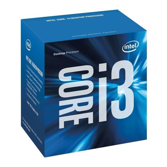 Intel Core i3 7100 3.90GHz Socket 1151 CPU Processor