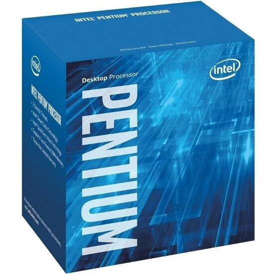 Intel Pentium Dual Core G4620 3.70GHz Socket 1151 CPU Processor