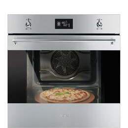 SMEG SF6390XPZE Electric Oven Stainless Steel Reviews