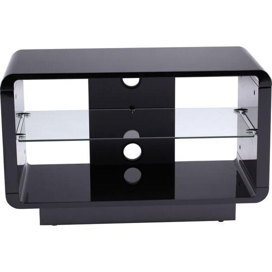 Luna 800 TV Stand - Black