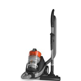 Hotpoint SLM07A3EO Cylinder Bagless Vacuum Cleaner - Orange Reviews