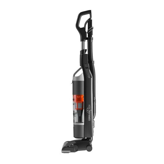 Hotpoint HS MR 4A ZO Cordless Vacuum Cleaner - Orange