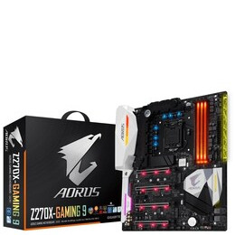 Gigabyte GA-Z270X-GAMING 9 Motherboard Reviews