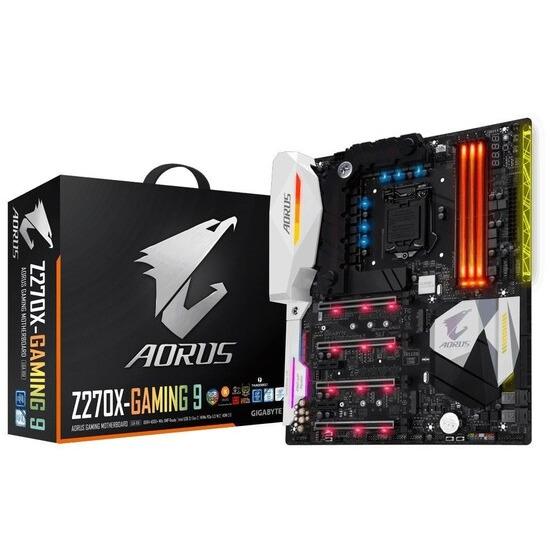 Gigabyte GA-Z270X-GAMING 9 Motherboard