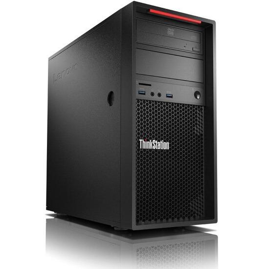 Lenovo ThinkStation P410 Xeon E5-1650V4 16GB 256GB SSD DVD-RW Windows 10 Professional Desktop