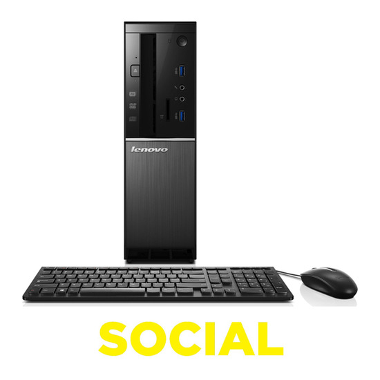 LENOVO IdeaCentre 510S Desktop PC