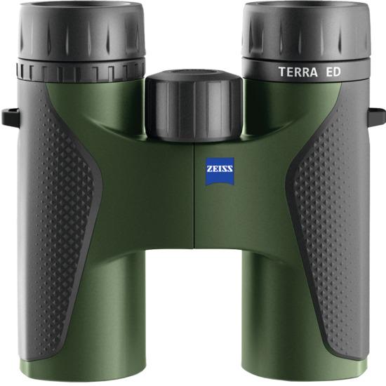 Zeiss Terra ED 10x32 - 2017 Model - Black/Green