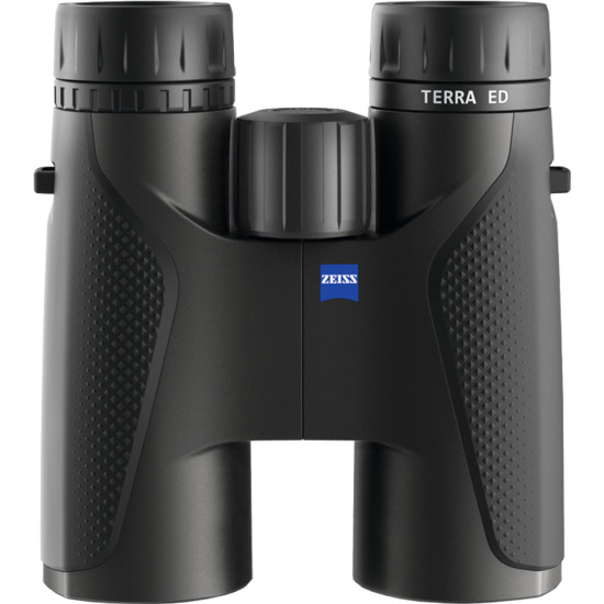 Zeiss Terra ED 10x42 - 2017 Model - Black/Black