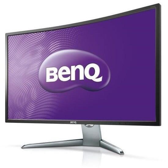 BenQ EX3200R 31.5 VA FHD 16_9 4ms HDMI DP Mini DP Monitor
