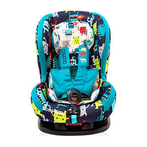 Photo of Cosatto Moova 2 Group 1 5-Point Plus Car Seat Baby Product