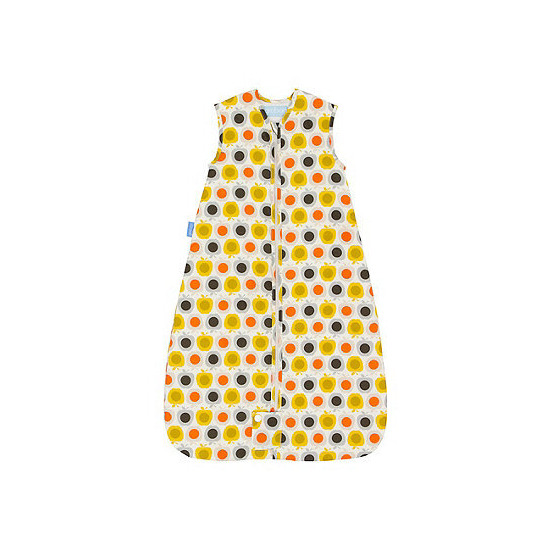 Grobag Travel Orla Kiely Apple Sleeping Bag 2.5 Tog