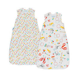 Grobag Roll Up Wash & Wear 2.5 Tog Twin Pack Reviews