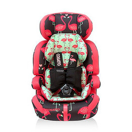 Cosatto Zoomi 5 Point Plus Group 1-2-3 Car Seat Reviews
