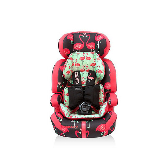 Cosatto Zoomi 5 Point Plus Group 1-2-3 Car Seat